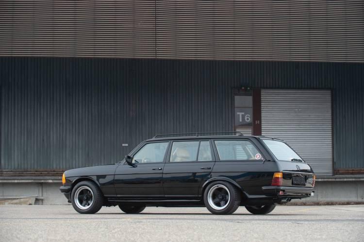 Mercedes 500 Te Amg Historia 2
