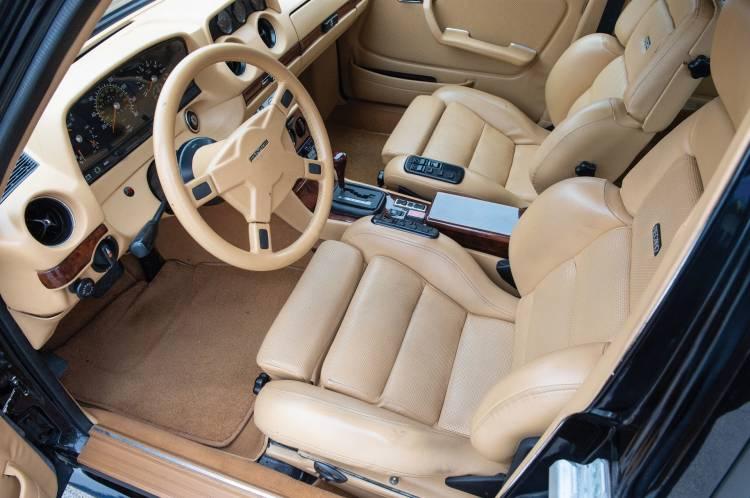 Mercedes 500 Te Amg Historia 4