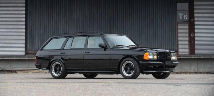 Mercedes 500 Te Amg Historia P