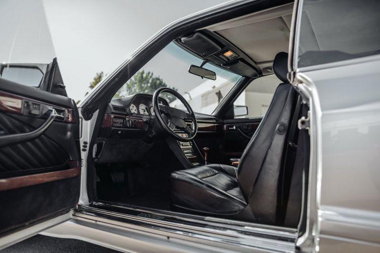 Mercedes 560 Sec Amg Widebody 12