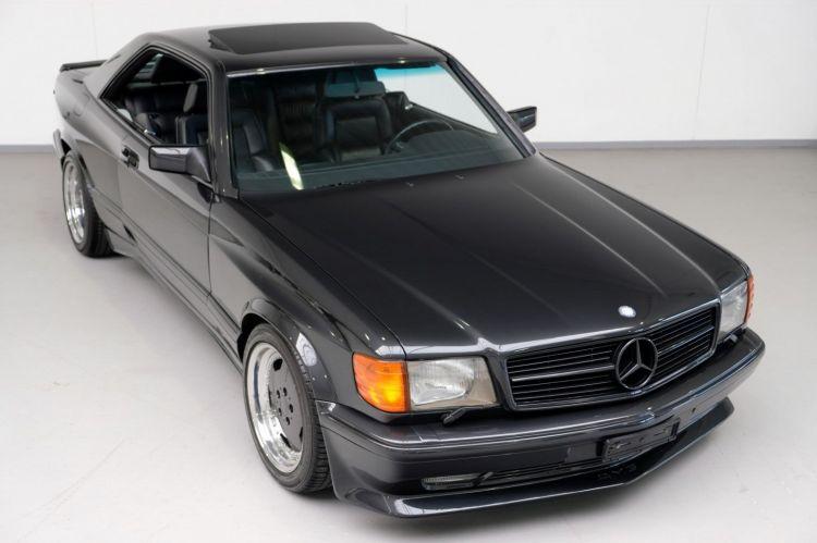 Mercedes 560 Sec Amg Widebody Dm 1