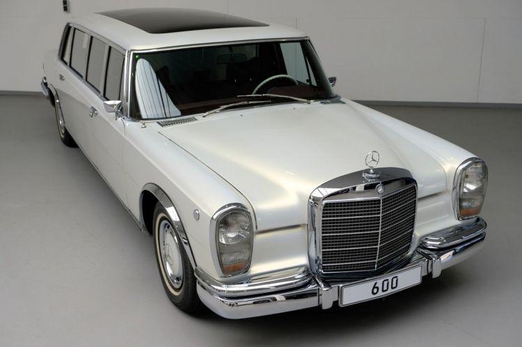 Mercedes 600 Pullman Dm 1