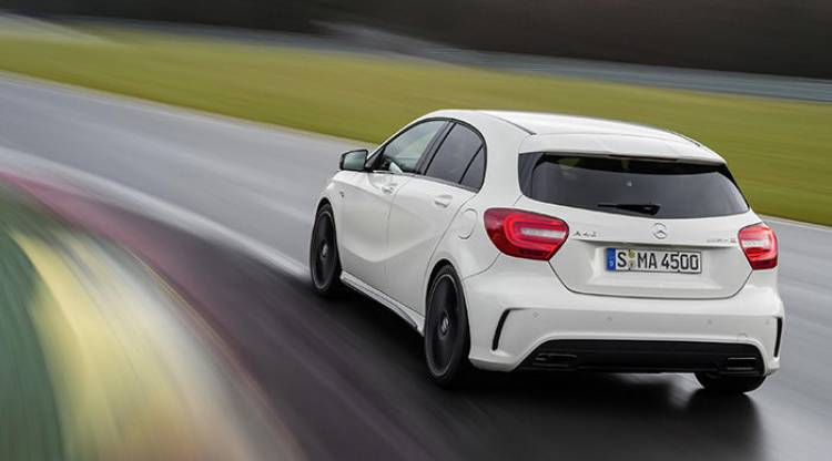 Mercedes Clase A 45 AMG