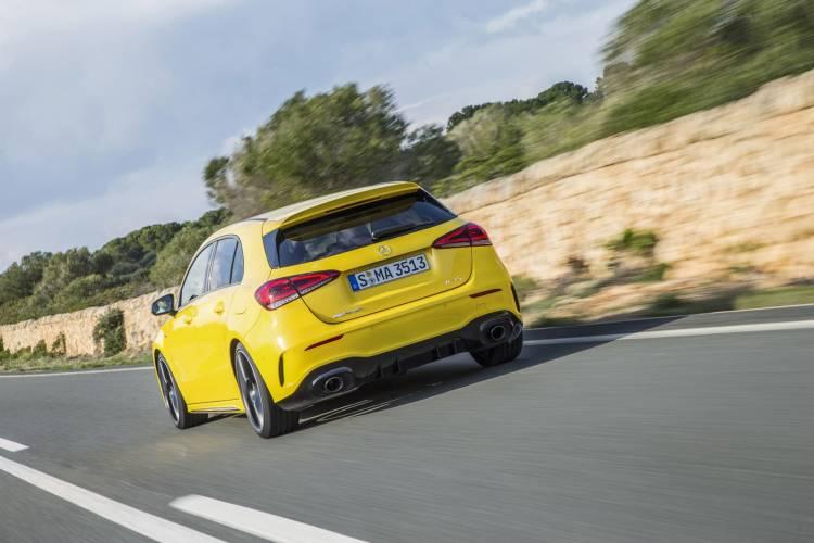 Der Neue Mercedes Amg A 35 4matic I Mallorca 2018// The New Mercedes Amg A 35 4matic I Mallorca 2018