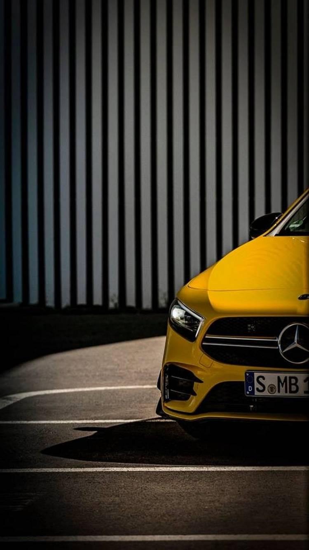 Mercedes Amg A 35 Teaser 6