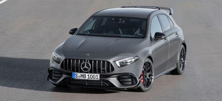 Mercedes Amg A 45 00