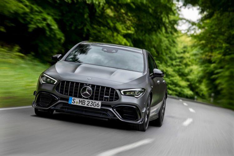 Mercedes Amg Cla 45 S 4matic+ (2019) Mercedes Amg Cla 45 S 4matic+ (2019)