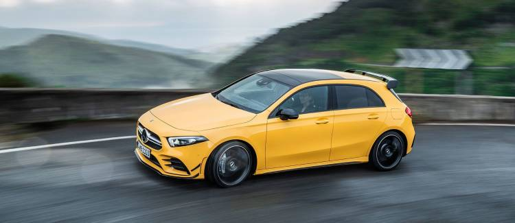 Mercedes Amg A35 2019 Paris P