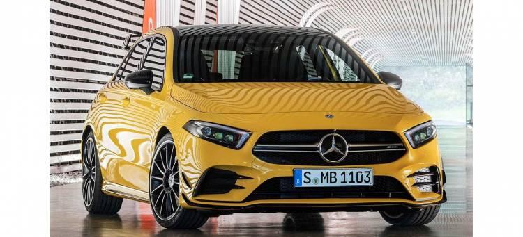 Mercedes Amg A35 Fotos Filtradas 05