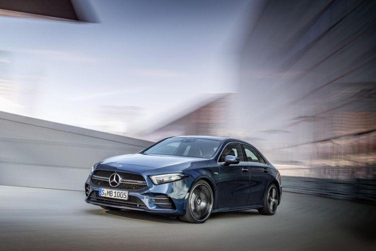 Mercedes Amg A35 Sedan 19c0171 033