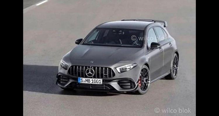 Mercedes Amg A45 0619 01