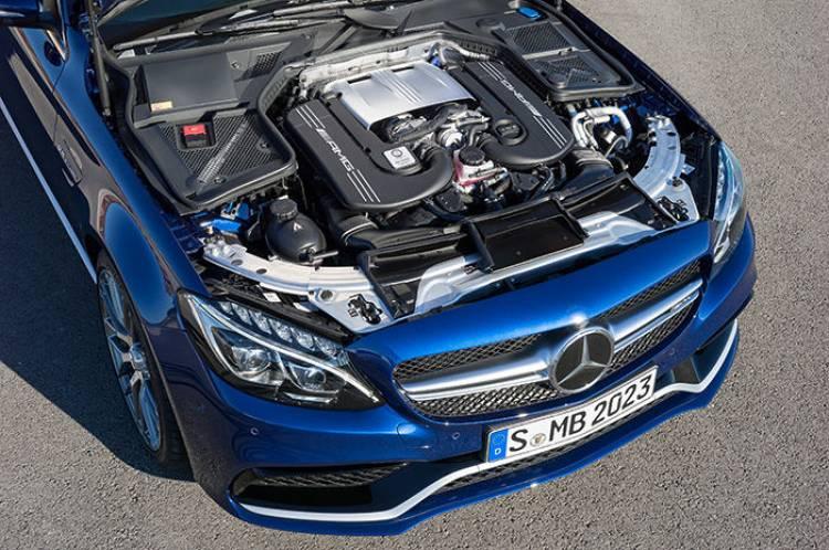 Mercedes-AMG C 63 2015