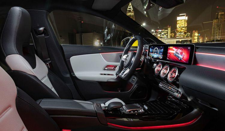 Mercedes Amg Cla 35 2019 Amarillo 03