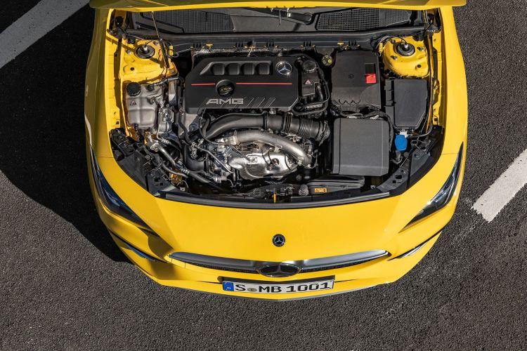 Mercedes Amg Cla 35 2019 Amarillo 21