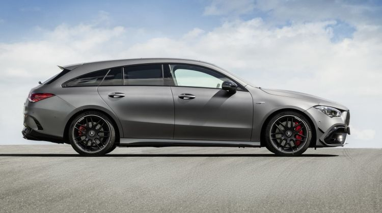 Mercedes Amg Cla 45 Shooting Brake 0719 018