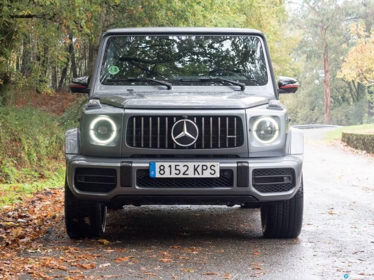 Mercedes Amg G 63 Exterior 00018