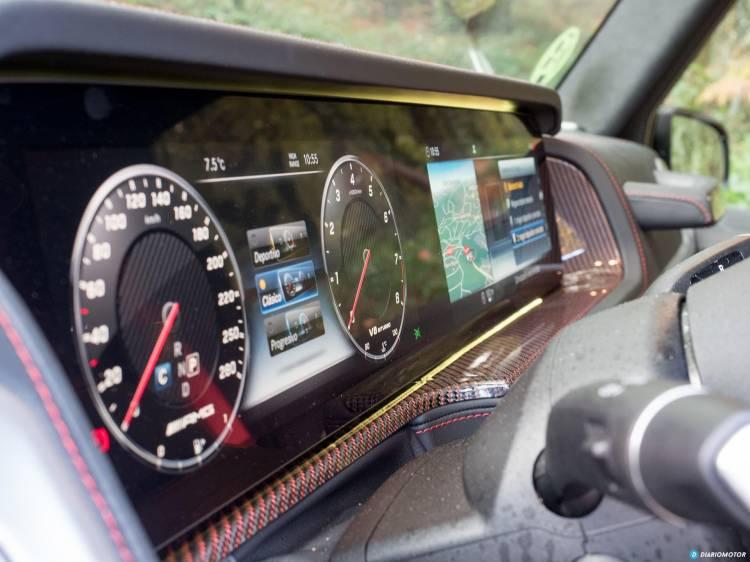 Mercedes Amg G 63 Interior 00003