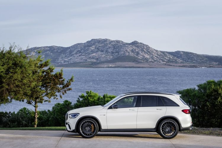 Mercedes Amg Glc 63 S 4matic+ (2019) Mercedes Amg Glc 63 S 4matic+ (2019)