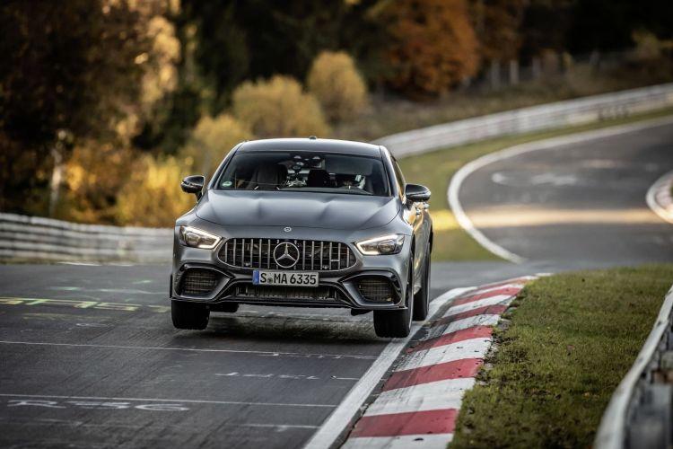 Mercedes Amg Gt 4 Puertas Record Nurburgring 05