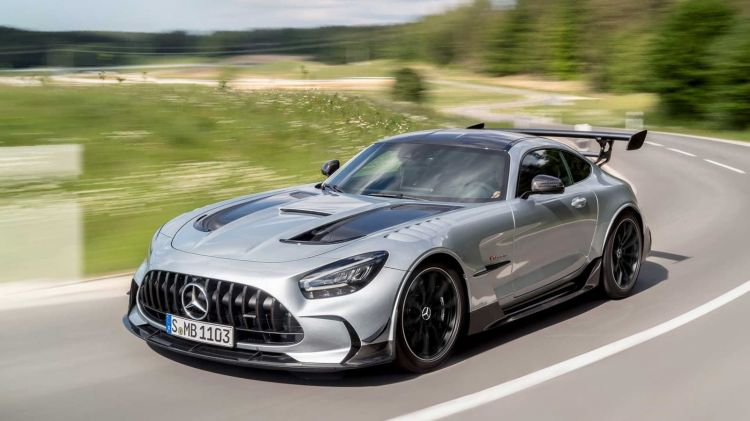 Mercedes Amg Gt Black Series 2020 0720 014