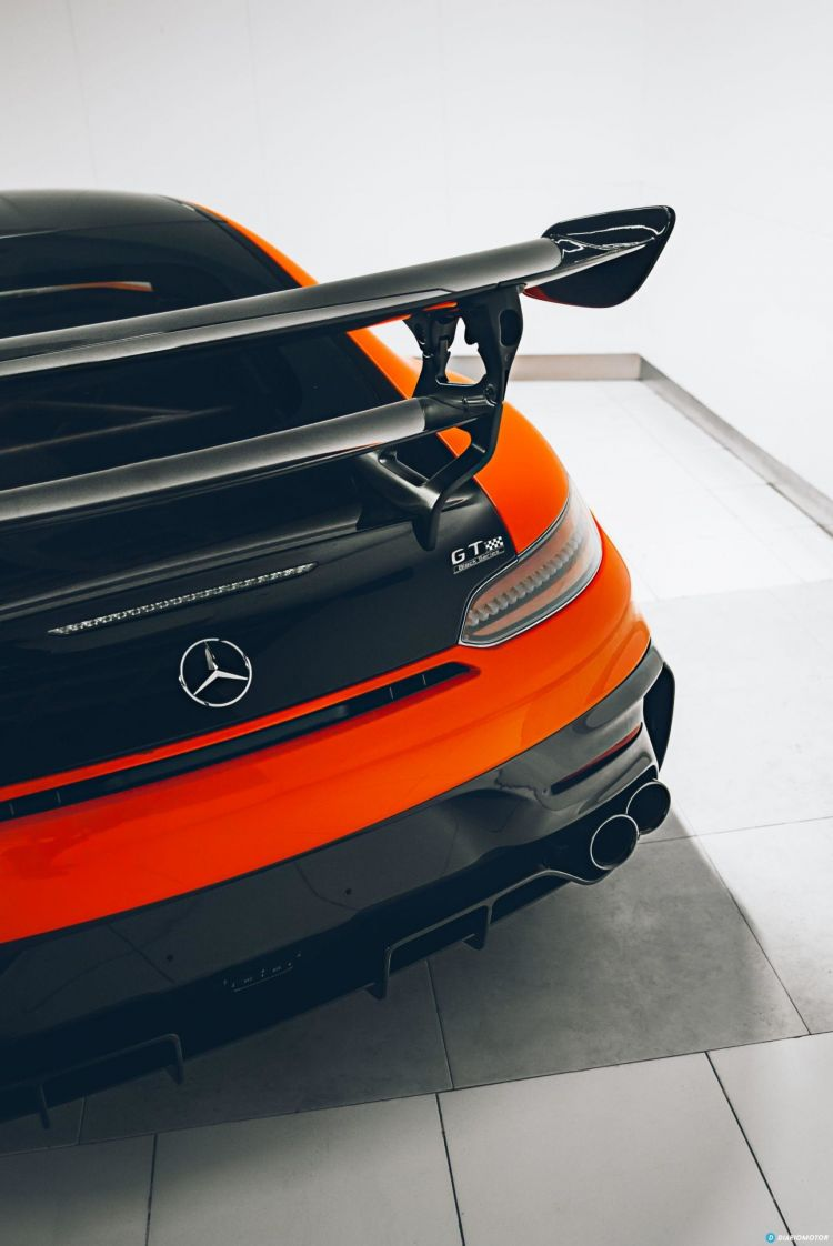 Mercedes Amg Gt Black Series Contacto 13
