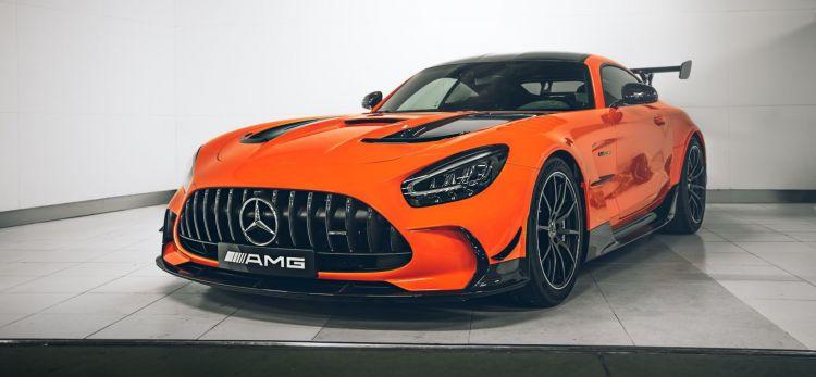Mercedes Amg Gt Black Series Contacto P