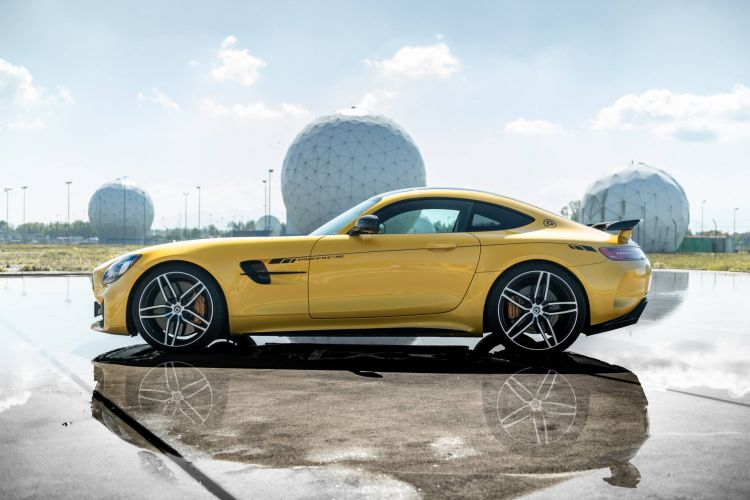 Mercedes Amg Gt R G Power 6
