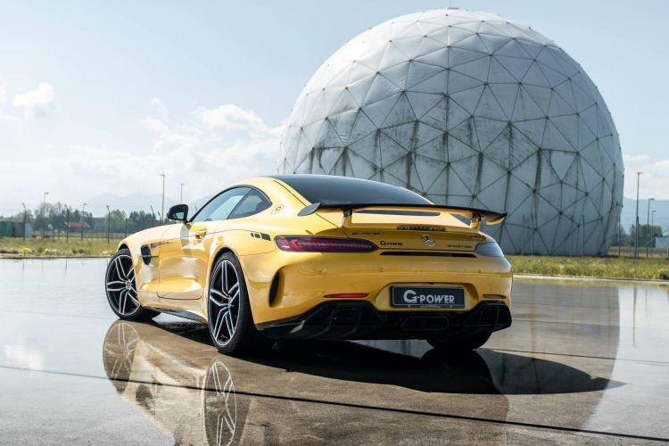 Mercedes Amg Gt R G Power 8