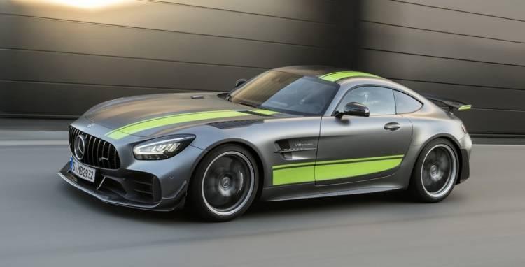 Mercedes Amg Gt R Pro 2019 1118 007