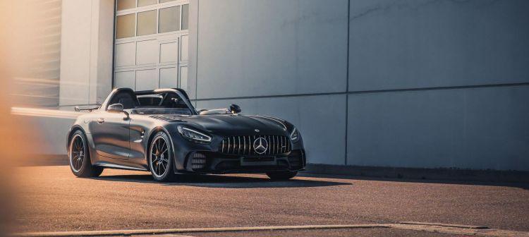 Mercedes Amg Gt R Roadster Speedster P