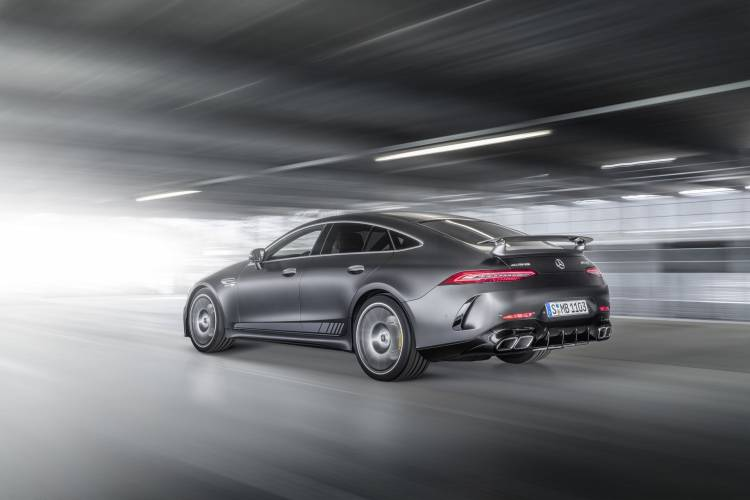Mercedes-AMG GT 4 puertas Coupé