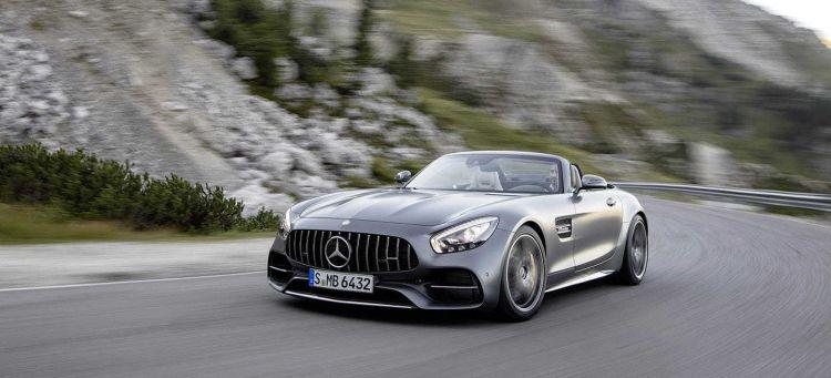 Mercedes Amg Gt Sin Limite Velocidad