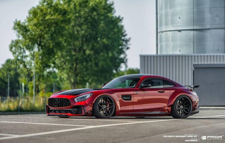Mercedes Amg Gt Tuning Prior Design 3