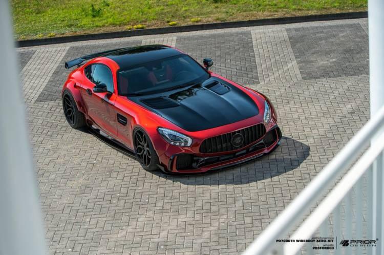 Mercedes Amg Gt Tuning Prior Design 5