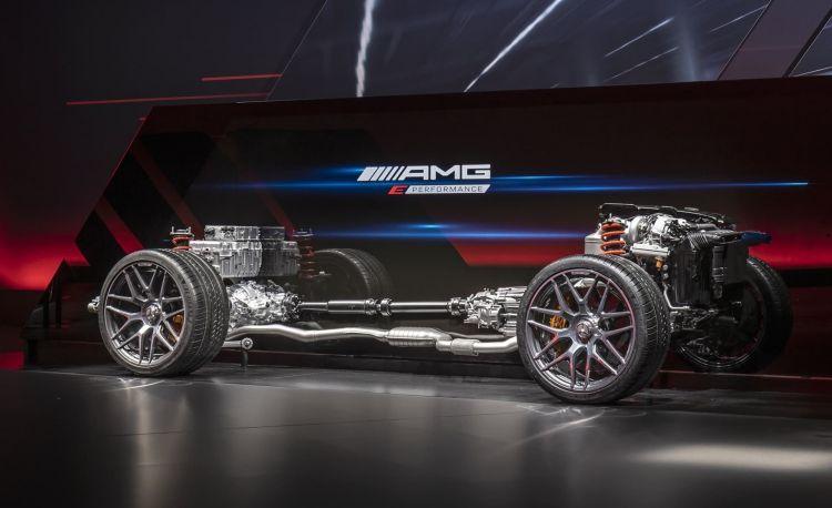 Mercedes Amg Motor Turbo Electrico 2021 0321 001