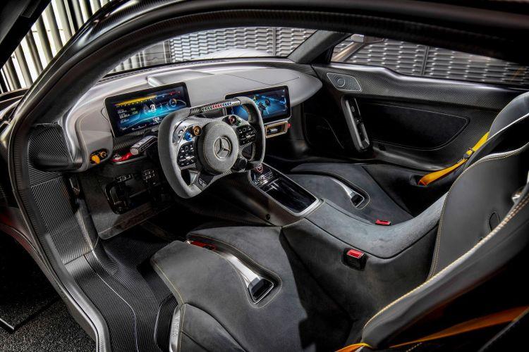 Name Für Exklusives Serienfahrzeug Steht Fest: Das Hypercar Heißt Mercedes Amg One Name Chosen For Exclusive Production Vehicle: Hypercar To Be Called Mercedes Amg One