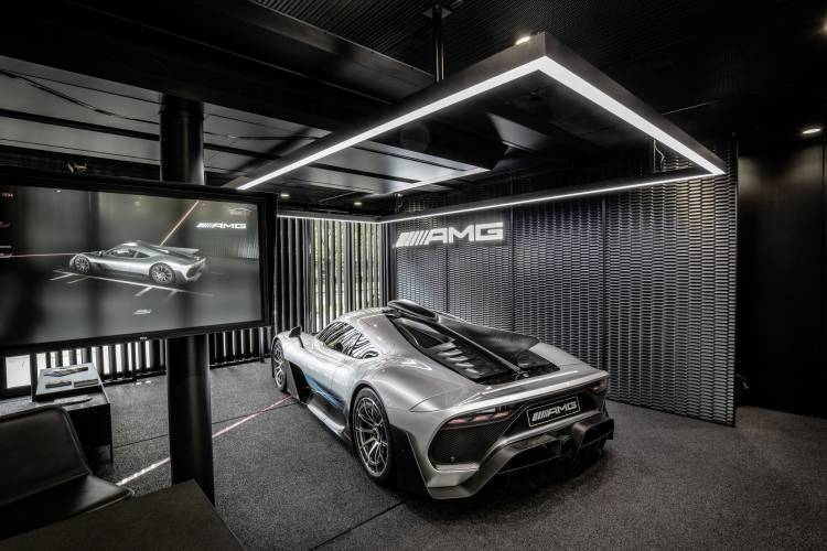 Name Für Exklusives Serienfahrzeug Steht Fest: Das Hypercar Heißt Mercedes Amg One Name Chosen For Exclusive Production Vehicle: Hypercar To Be Called Mercedes Amg One