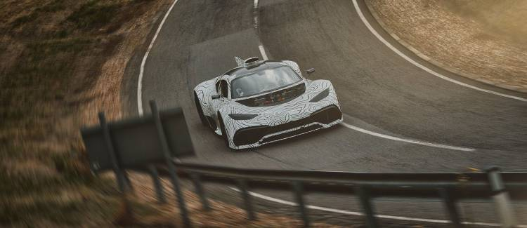 Mercedes Amg Project One 919 Evo P