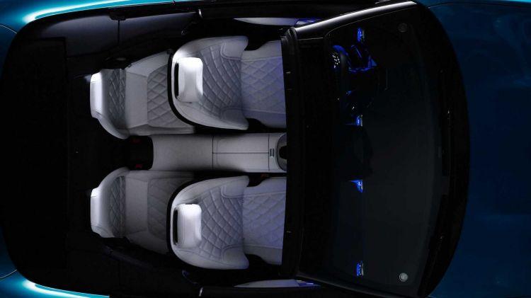 Mercedes Amg Sl Interior 05