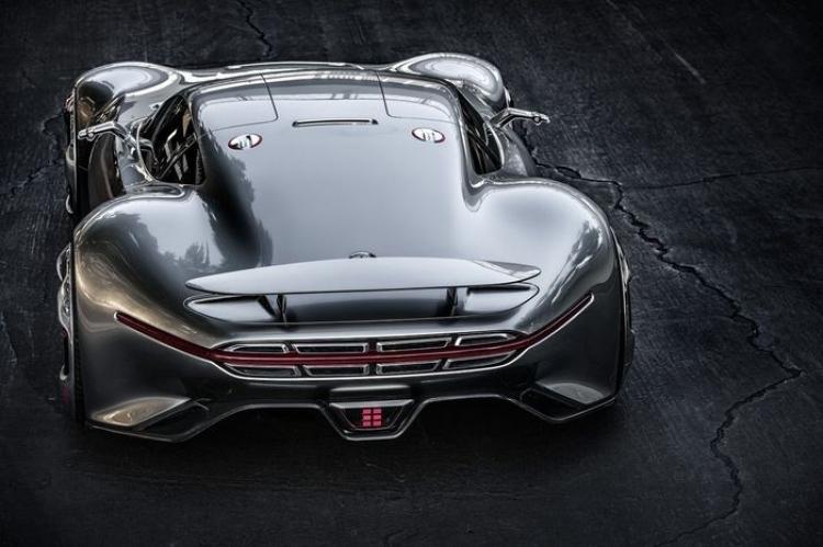 Mercedes AMG Vision Gran Turismo