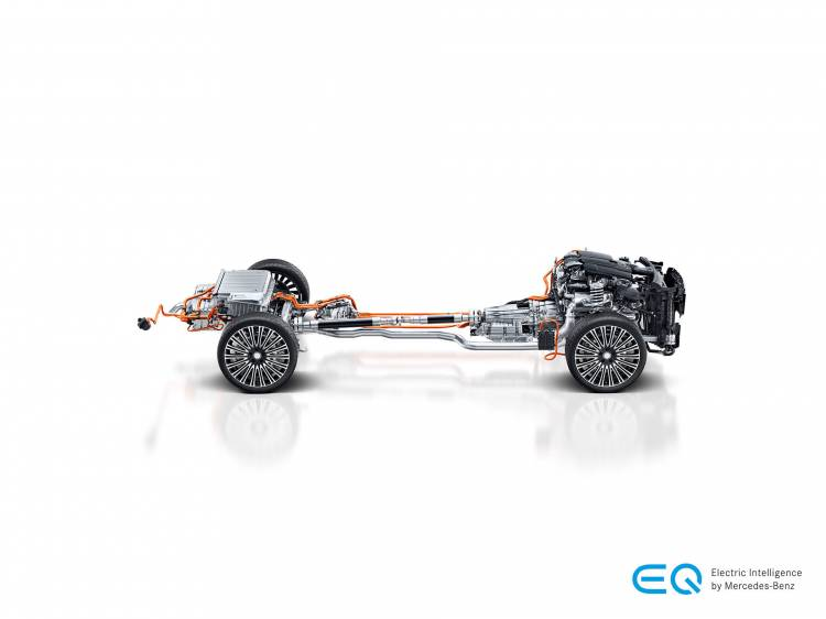 Mercedes Apuesta Diesel Hibridos Enchufables