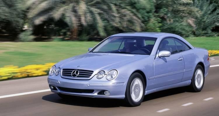 Mercedes Benz Cl 1218 01