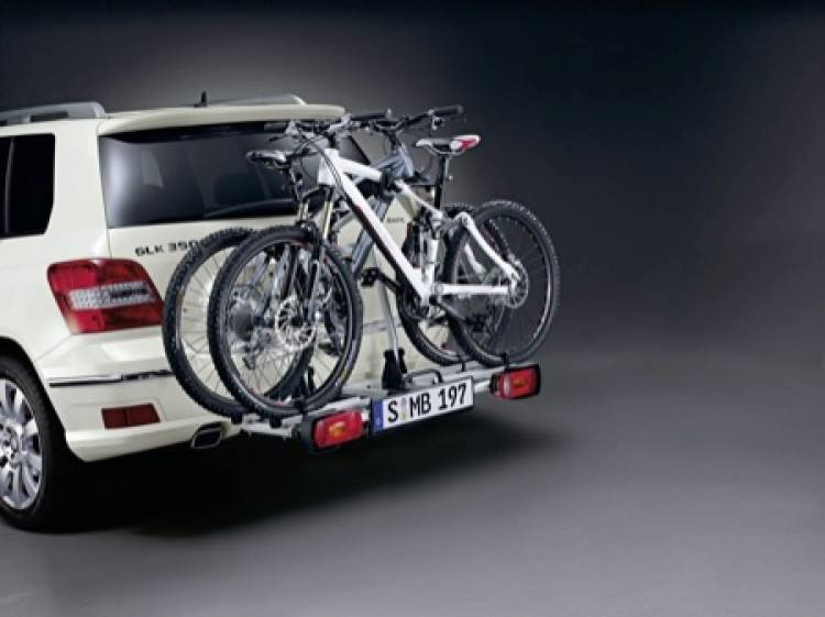 Mercedes glk nuevos accesorios cromados e invernales for Mercedes benz glk accessories