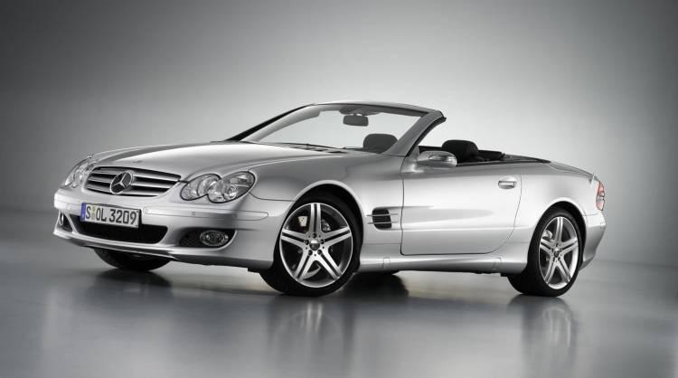 Mercedes Benz Sl 1218 01