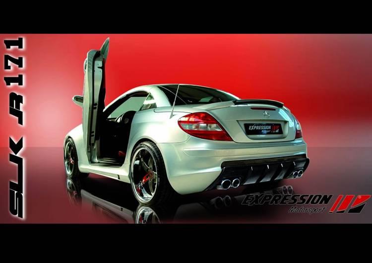 Mercedes SLK Expression Motorsports