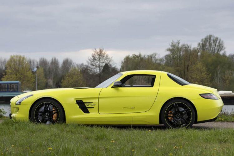 Mercedes Benz Sls Amg Electric Drive 04