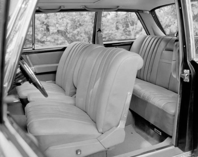Un vistazo al único Mercedes 600 Coupé producido