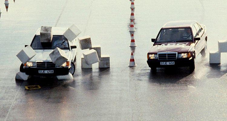 Mercedes Bosch Pruebas Abs 1978 1