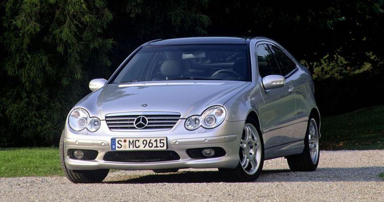Mercedes C 30 Cdi Amg 2003 0521 001