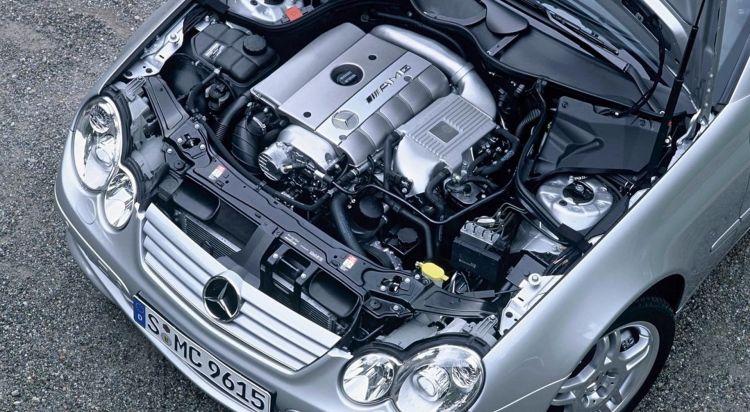 Mercedes C 30 Cdi Amg 2003 0521 005